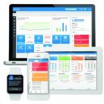 Um den Dateninput zu ordnen und zu automatisieren, wurde ADDISON OneClick zur offenen Systemplattform ausgebaut. Ein zentrales Online-Belegarchiv bildet die Basis für die End-to-End-Digitalisierung der Prozesse: Hier fließen die Daten und Dokumente aus den verschiedenen Online-Applikationen von Wolters Kluwer und Premiumpartnern sowie über API eingebundenen Lösungen ein. - Bild: Addison
