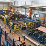 Dank optimierter Intralogistik konnte die Anlagenverfügbarkeit bei buntmetall Amstetten signifikant erhöht werden. - Bild: buntmetall amstetten/Industrie Informatik