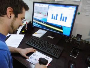 Ziel der Implementierung von cronetwork war unter anderem die Flexiibiliserung und Effizienzsteigerung in der Produktionsplanung, Administration und Produktion. Bild: voestalpine